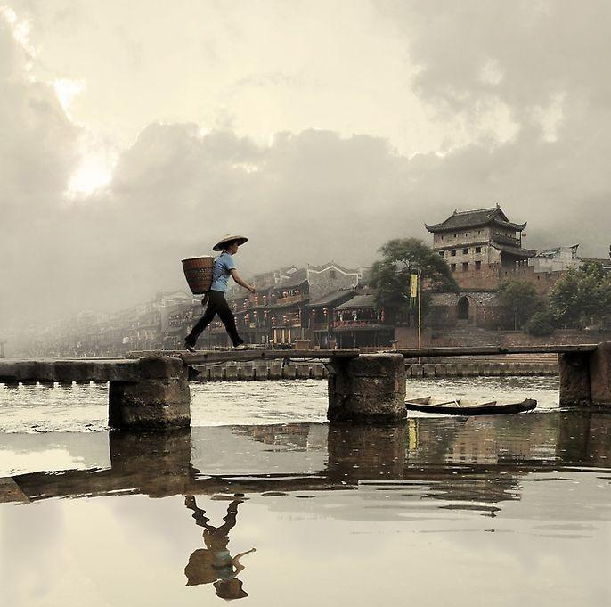 赞美祖国山河的作文_一组唯美的风景图片_风景的句子_好词好句大全