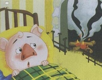 一只想冬眠的猪的故事_一只想冬眠的猪图片_一只想飞的猫